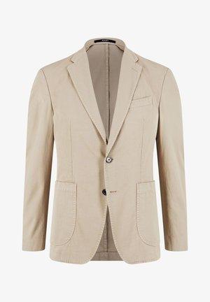 HOVEREST - Blazer jacket - beige