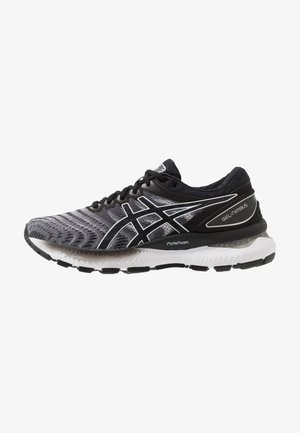 GEL-NIMBUS 22 - Neutral running shoes - white/black