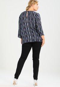 ADIA - ROME - Slim fit jeans - black - 2