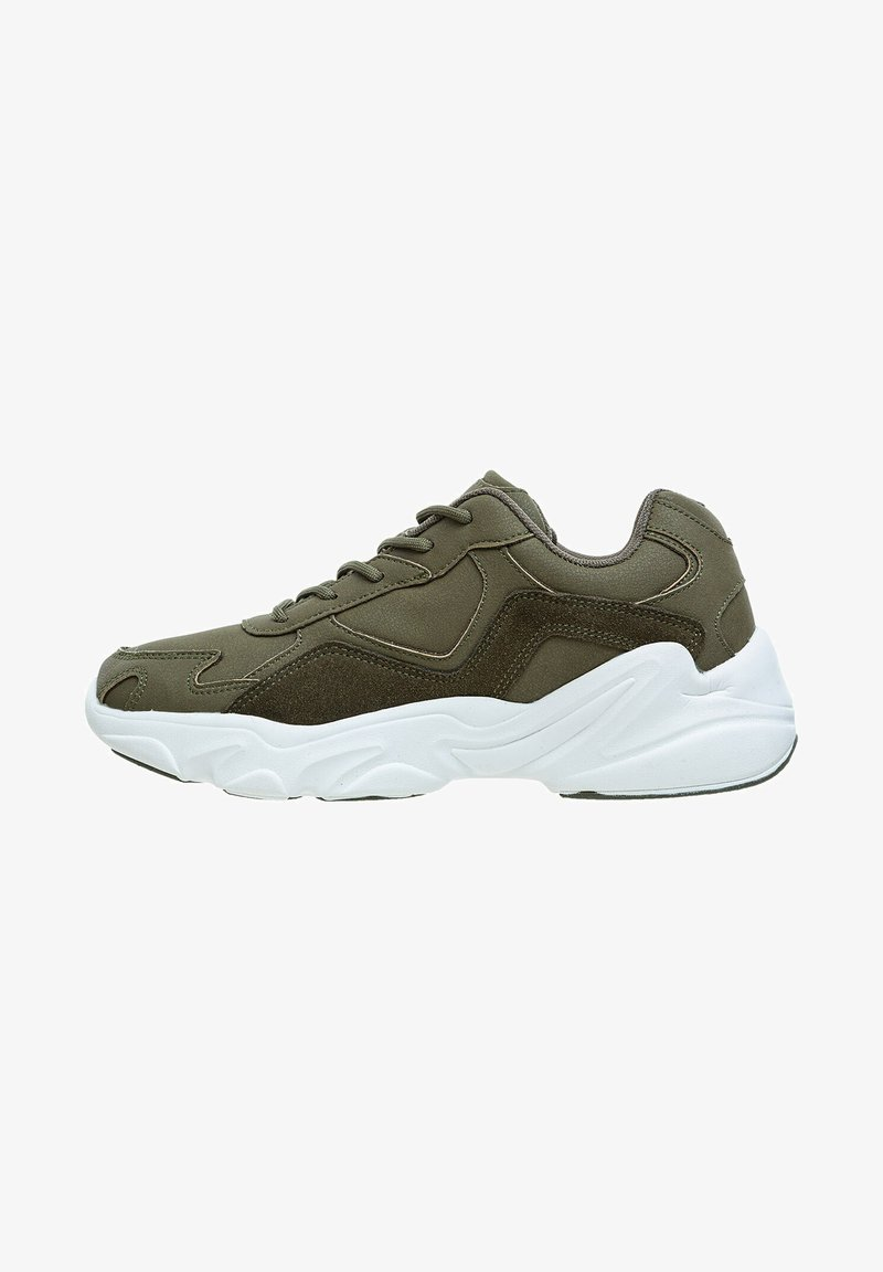 Athlecia - CHUNKY - Sneakers laag - olive