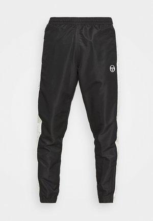 ANSLEY PANT - Teplákové kalhoty - blanc de blanc/anthracite