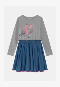 Staccato - KID - Jersey dress - silver melange - 0