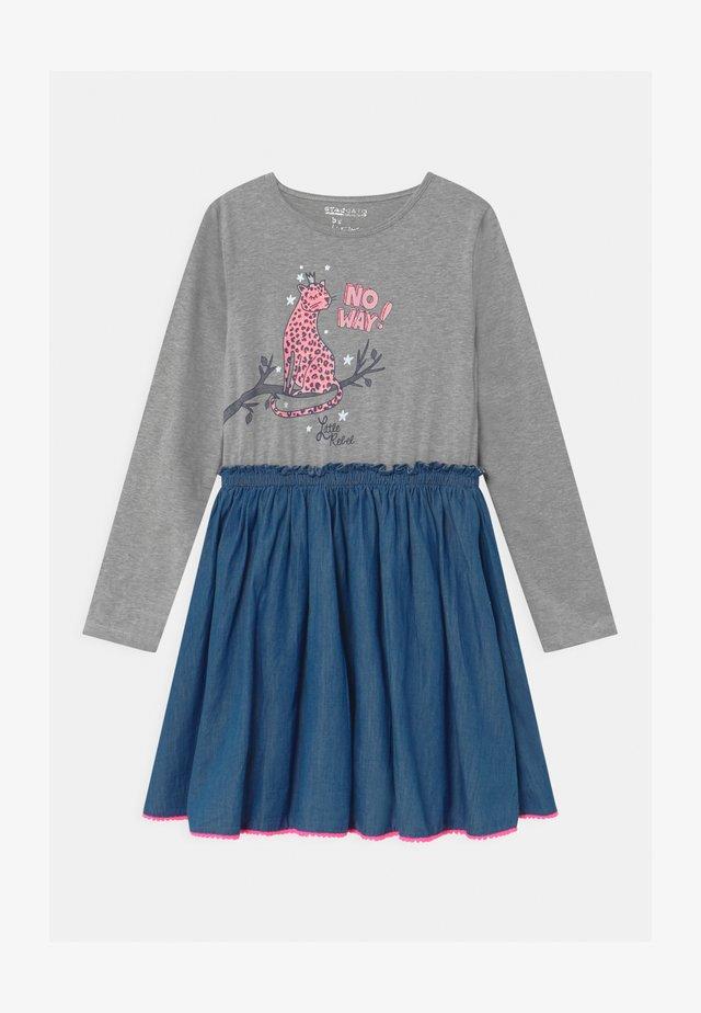 KID - Jerseykleid - silver melange