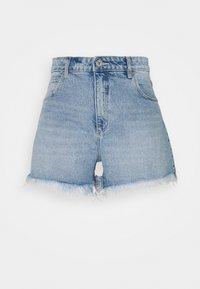 Abrand Jeans - A VENICE - Denim shorts - april - 4