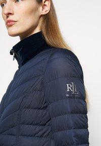 Lauren Ralph Lauren - MATTE FINISH COAT - Down coat - navy - 5