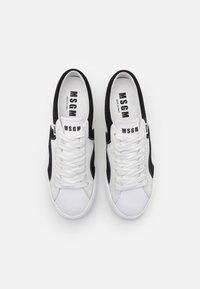MSGM - VULC - Baskets basses - white - 3
