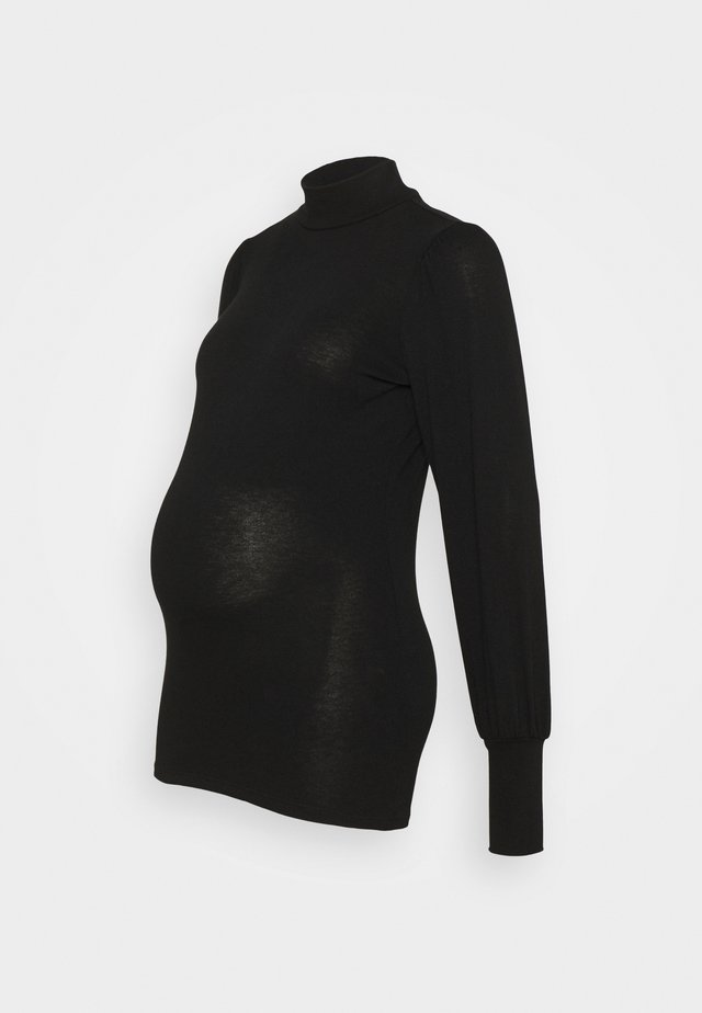 CONSTANTIN - Stickad tröja - black