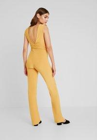 Club L London - Jumpsuit - yellow - 2