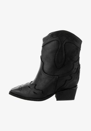 MASULDO - Kotníkové boty - czarny