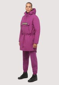 Napapijri - RAINFOREST - Winter coat - purple - 1