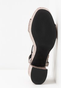 Glamorous - Sandalias de tacón - pink glitter - 6