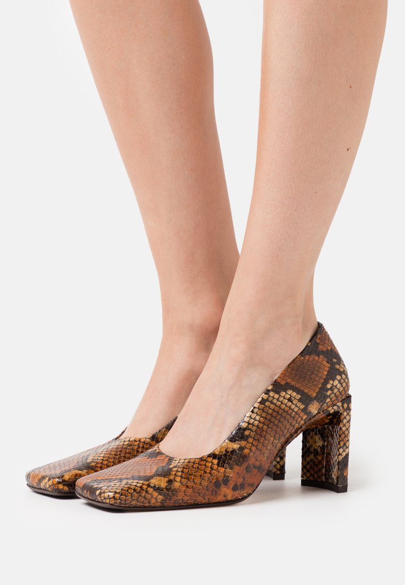 MIISTA - ALICJA AUBURN  - High heels - multicolor