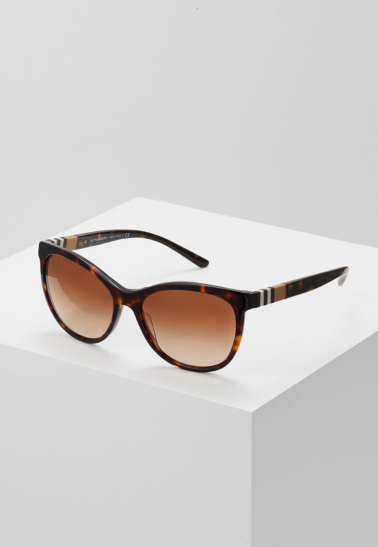 Burberry - Sluneční brýle - havana