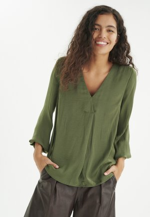 RINDA - Blouse - beetle green