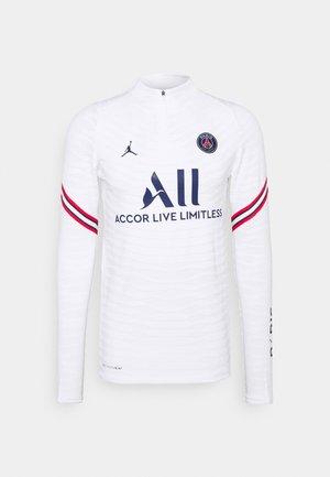 PARIS ST. GERMAIN ELITE - T-shirt à manches longues - white/midnight navy