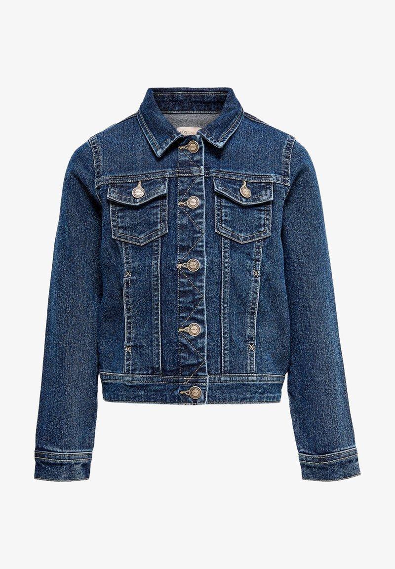 Kids ONLY - Denim jacket - medium blue denim
