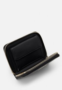 Guess - NAYA SMALL ZIP AROUND - Wallet - black - 2