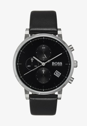 INTEGRITY - Chronograph watch - black