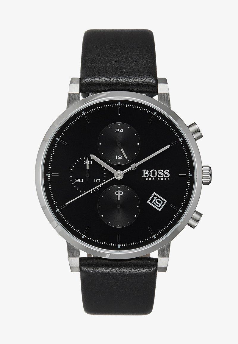 BOSS - INTEGRITY - Chronograph watch - black