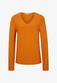 comma casual identity - Jumper - orange - 5