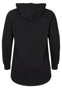 Active by Zizzi - Sweatshirt - black - 1