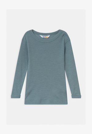 LONG SLEEVES UNISEX - Top s dlouhým rukávem - denim blue
