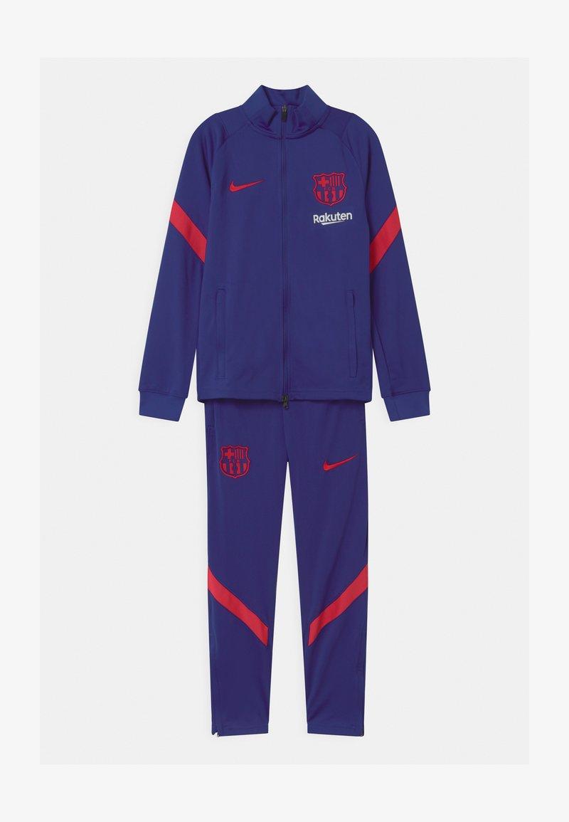 Nike Performance - FC BARCELONA SET UNISEX - Club wear - deep royal blue/fusion red