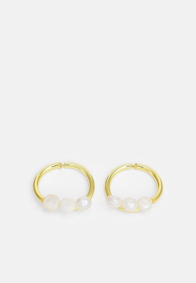 LEONIE EARRING - Orecchini - gold-coloured metallic