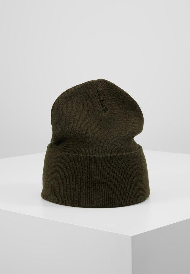 SKATER BEANIE - Bonnet - khaki