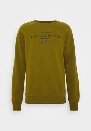 Sweater - military green