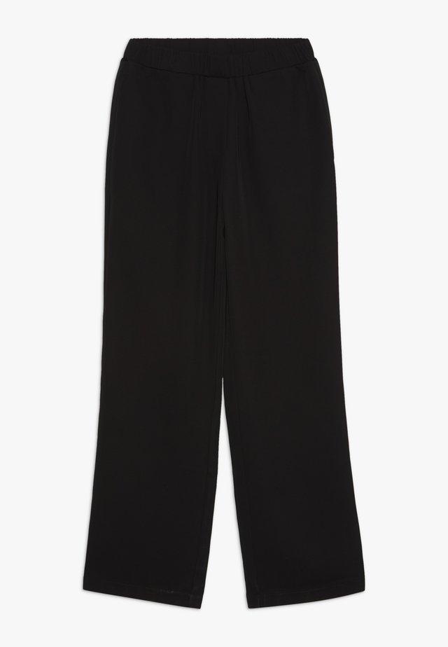 LOPEZ PANT - Bukser - black