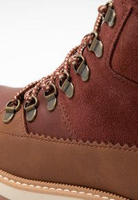 TOMS - MESA - Lace-up ankle boots - brown - 2