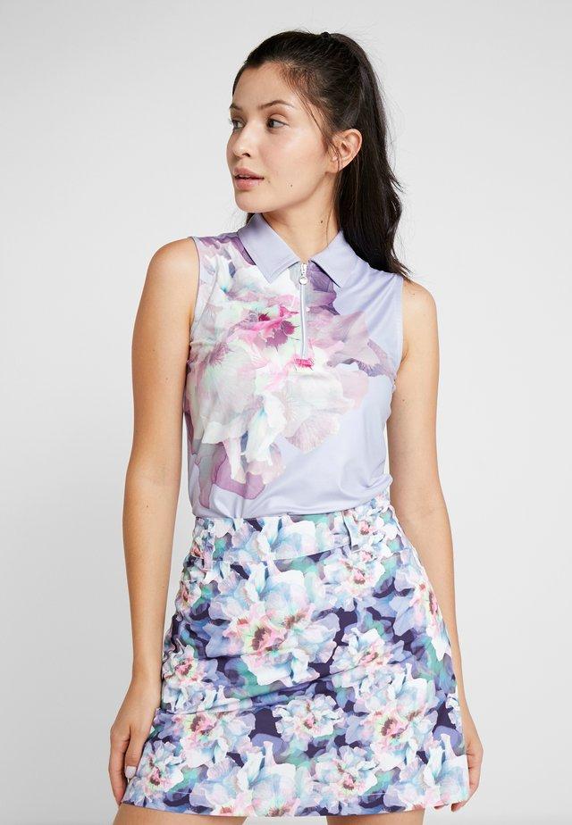 GRACE - Polo shirt - lilac
