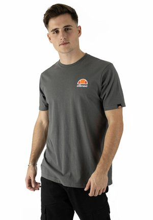 CANALETTO - Print T-shirt - dark grey