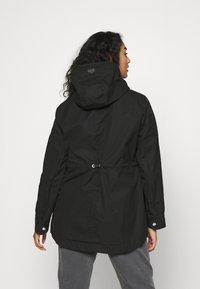 Ragwear Plus - MONADIS - Parka - black - 2