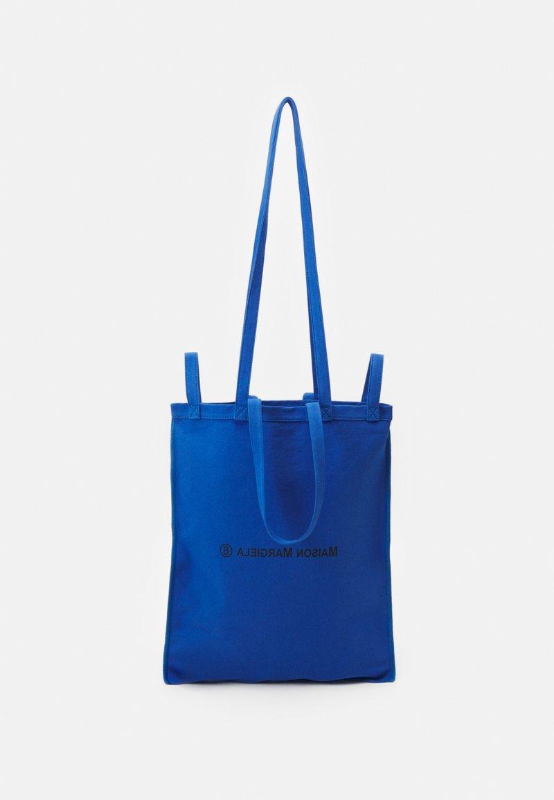 MM6 Maison Margiela - BORSA - Shoppingveske - blue