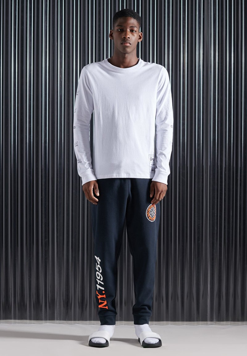 Superdry - Long sleeved top - brilliant white