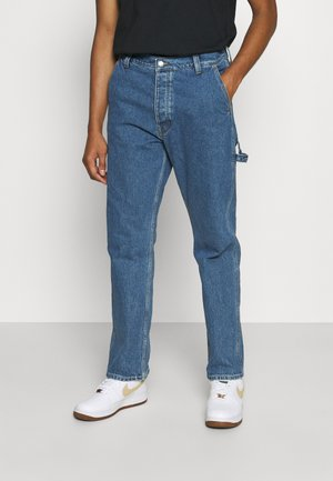 DASH WORKER RIGID  - Jeans relaxed fit - marble blue