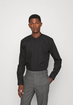 ENRIQUE - Formal shirt - black