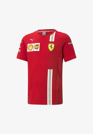 Club wear - rosso corsa
