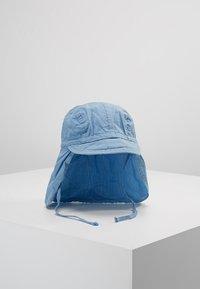 maximo - KIDS BASIC - Hat - dark blue - 0