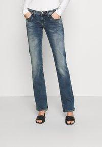 LTB - VALERIE - Bootcut jeans - karlia wash - 0