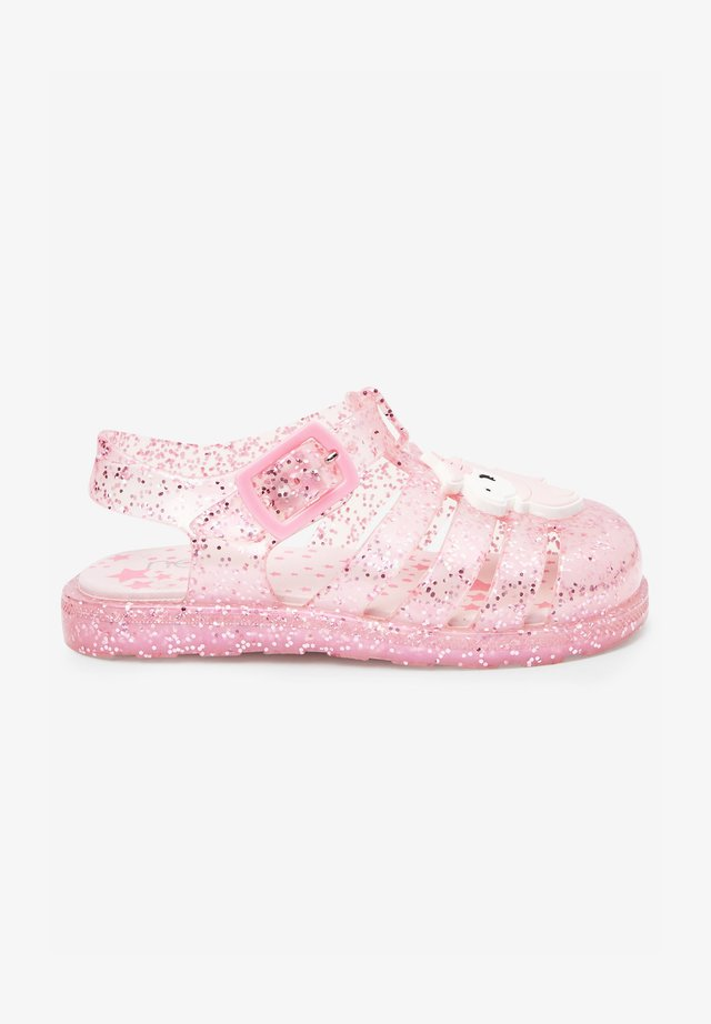 JELLY  - Sandales de bain - pink