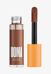UOMA - STAY WOKE CONCEALER - Concealer - t4 brown sugar - 0