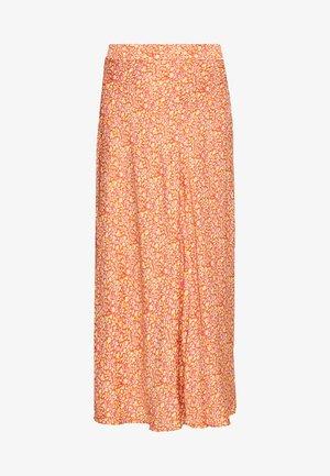 NAYE - A-line skirt - orange