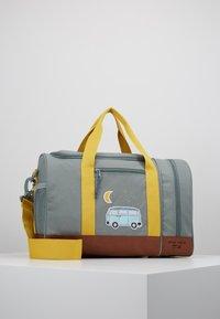 Lässig - MINI SPORTSBAG ADVENTURE BUS - Sports bag - olive - 0