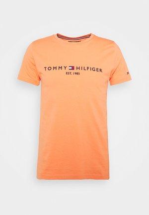 LOGO TEE - Print T-shirt - summer sunset