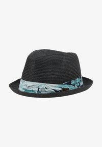 Chillouts - CHICAGO HAT - Hat - black - 4