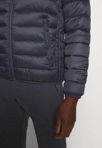 CMP - MAN JACKET ZIP HOOD - Winter jacket - antracite - 6