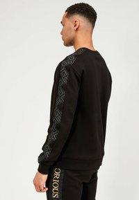 Glorious Gangsta - Sweatshirt - black/gold - 2